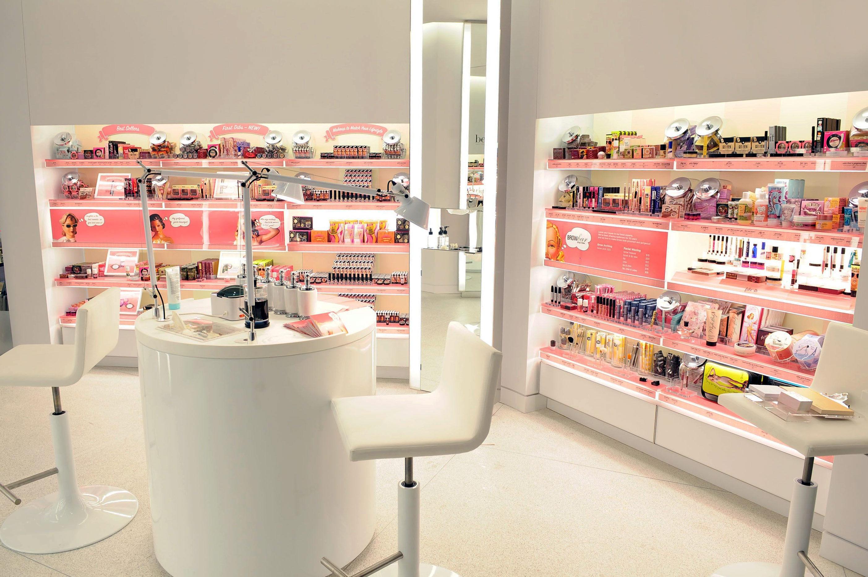 Salony i sklepy kosmetyczne