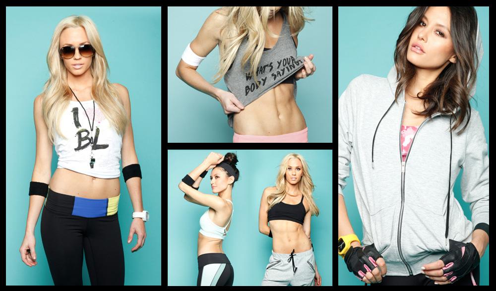 ubrania sportowe dla kobiet