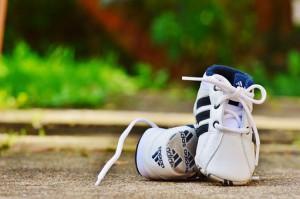 Buty Adidas kierowane do osób młodych