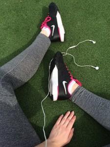 Uniwersalne buty dla biegaczy